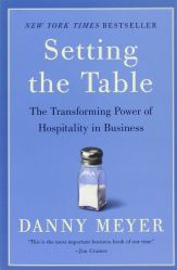Book: Setting the Table