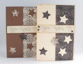 3 Star Guy Cards