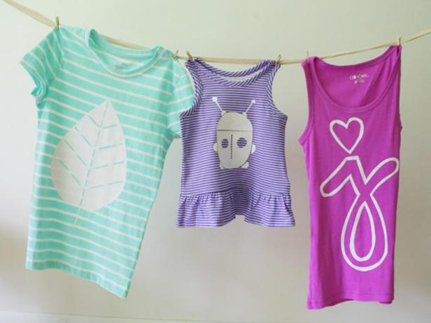How To Make Your Own T-Shirts At Home Using Heat Transfer Vinyl