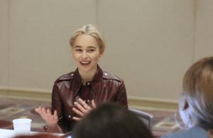 Emilia Clarke interview: SOLO A Star Wars Story