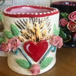 A Beginner S Guide To Hand Built Pottery Mugs The Crafty Chica Crafts Latinx Art Creative Motivation