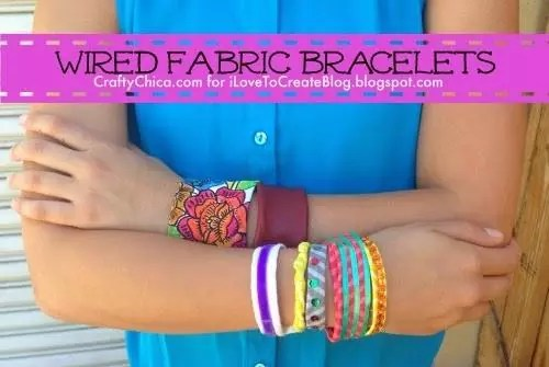 wired-fabric-bracelets