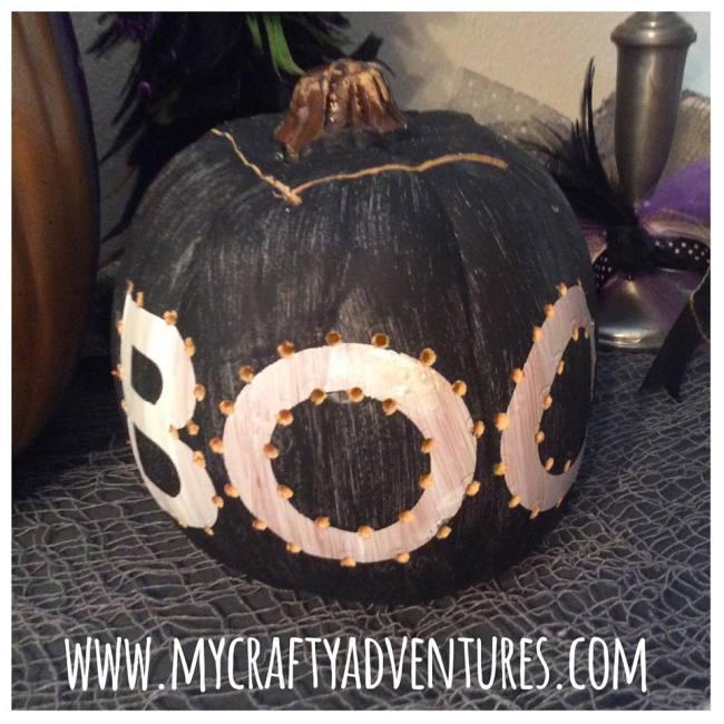 Pumpkin by My Crafty Adventures.