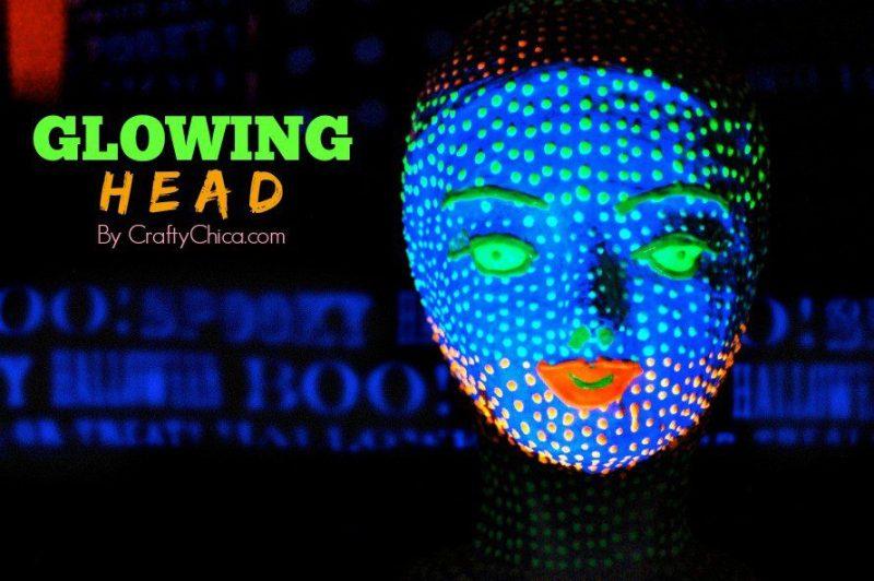 GLOWING-HEAD