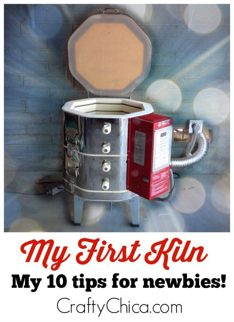 My new kiln!