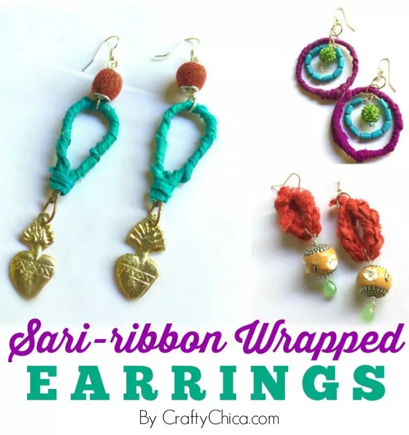 sari-earrings