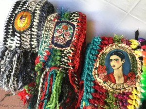 How to add appliques to crochet, Crafty Chica