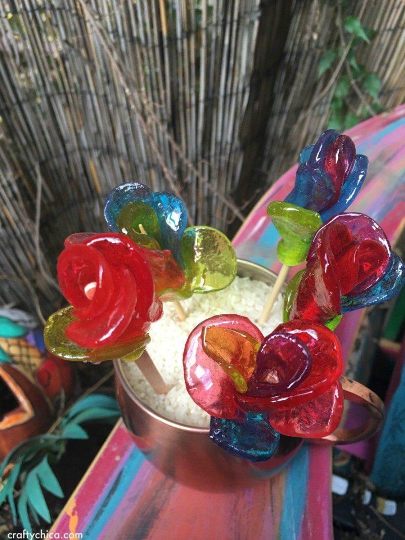 Cholo Diy Hard Candy Roses