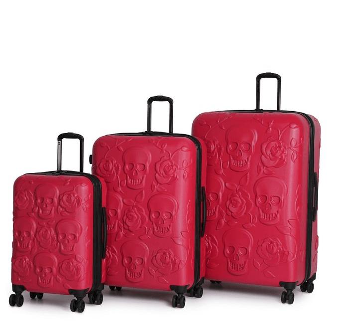 skull-suitcases
