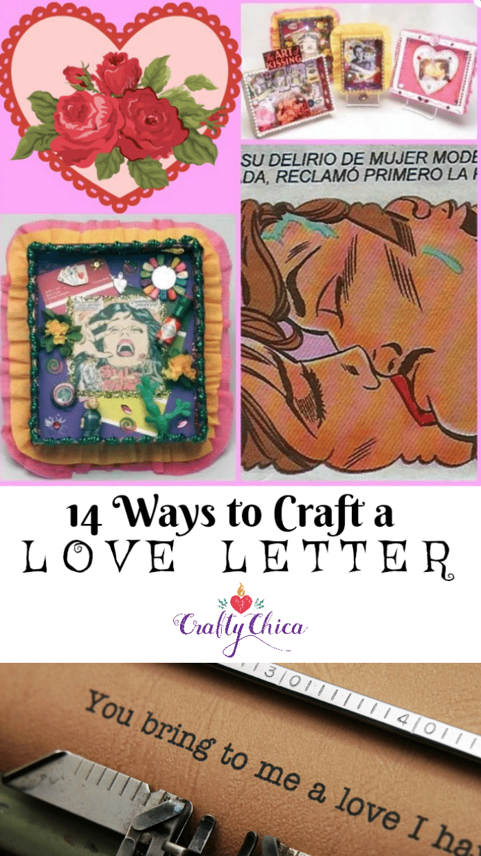 14 Ways to Craft a Love Letter