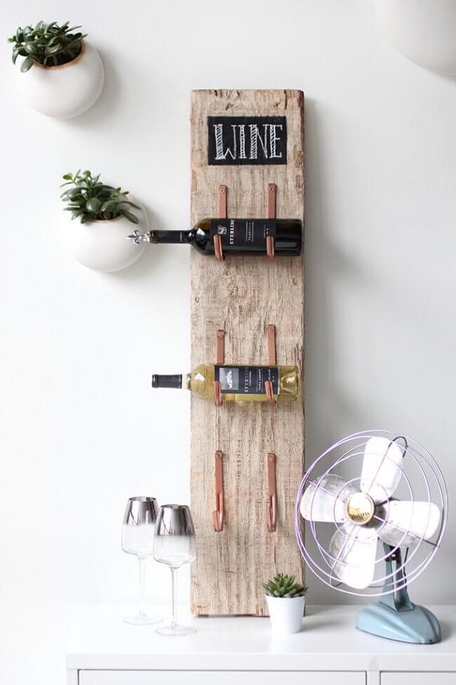 23 really cool diy wine rack ideas