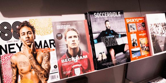 Print media, publishing and promotional copywriting