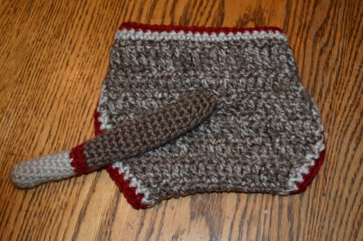 Sock Monkey Diaper Cover – Crafty Cori Strikes Again