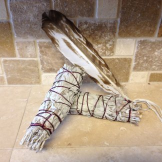 Smudging items