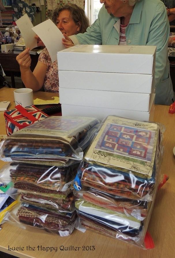 Stitchin' Heaven Kits