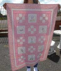 anne eade pink quilt