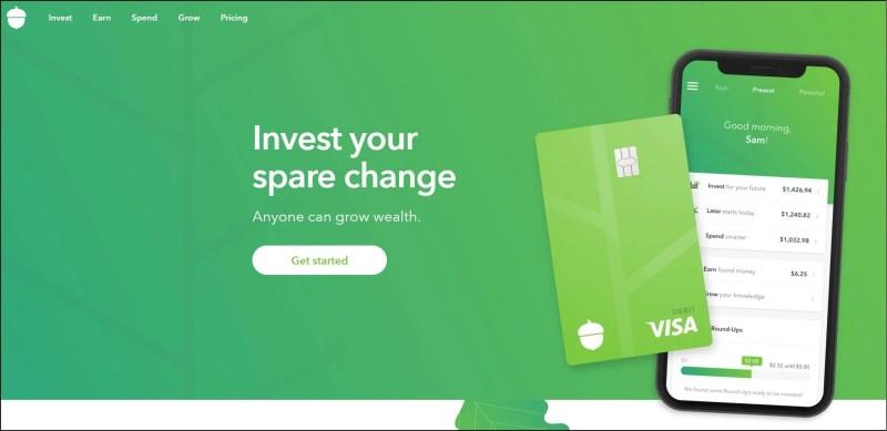 Acorns Investment App