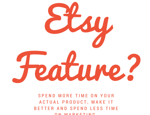 Promote and feature Etsy Products