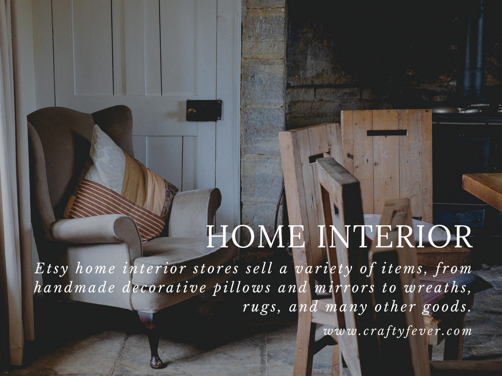 Best Selling Etsy Items 2016 - Home Interior