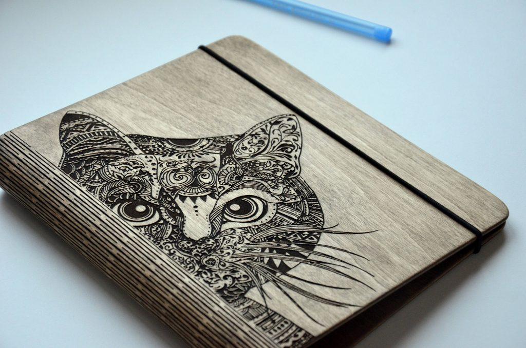 Wooden Cover Binder