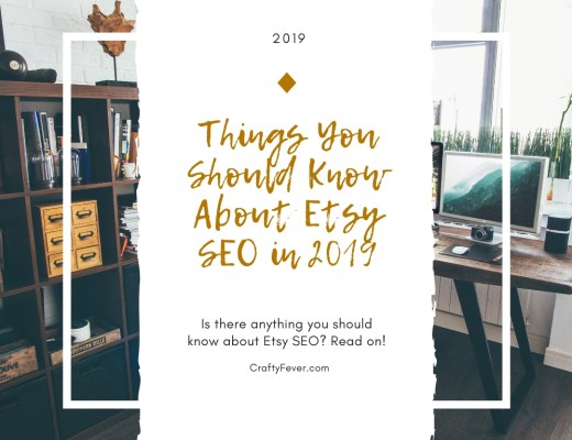 Etsy Seo Tips for 2019