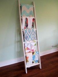 My new display ladder