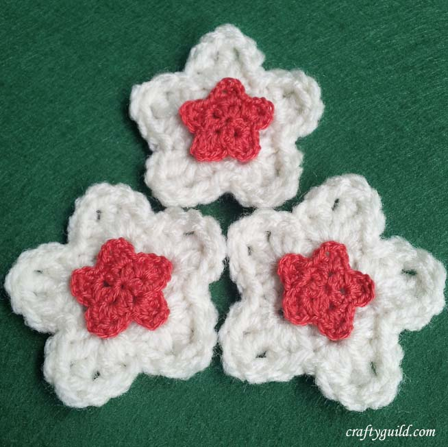 star free crochet pattern 1