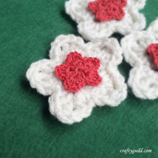 star free crochet pattern 2