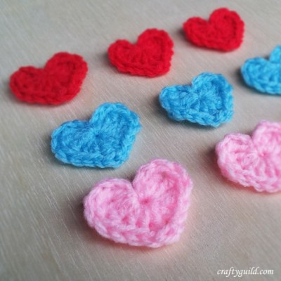 How to Crochet a Heart – Video Tutorial