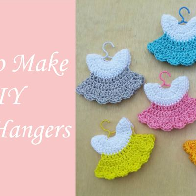 How to Make DIY Mini Hangers