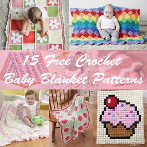 Optimized-15 free crochet baby blanket patterns-crafty guild