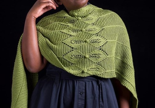 South African Knitwear Designer Craft Patterns Led to Successful Business