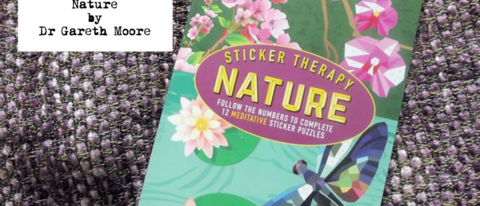 Sticker Nature Cover