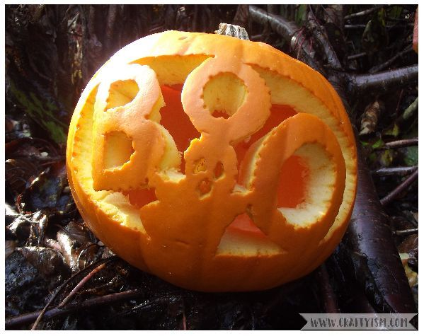 Review - Easy Pumpkin Carving by Colleen Dorsey final