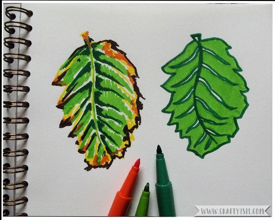 Review - Creative Marker Art and beyond by Lee Foster-Wilson | Leaf