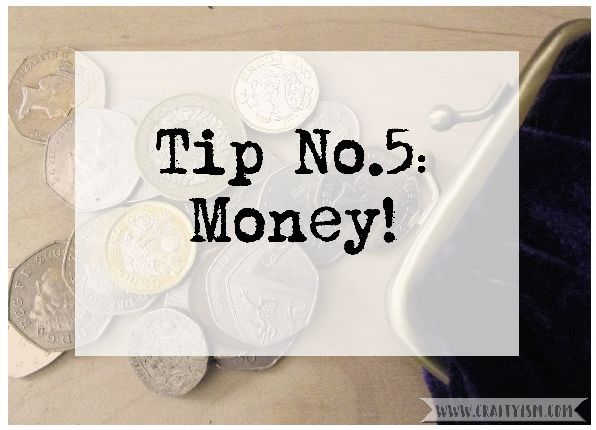 5 Top Tips Visiting a Craft Show - Tip 5
