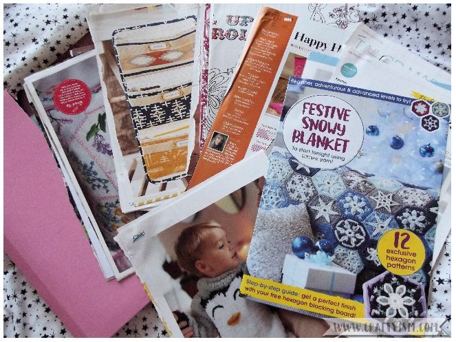 5 Top Ttips: How I became an organised crafter | minimise the magazines