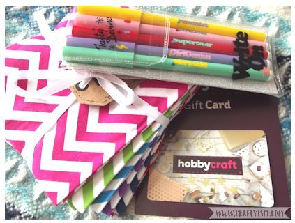 Craftyism 1st Birthday Giveaway Craft Bundle