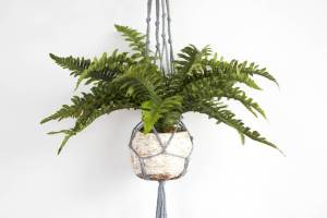 Etsy Holiday Gift Guide - Macrame Pot Holder Craft Kit by TodayWeCraft