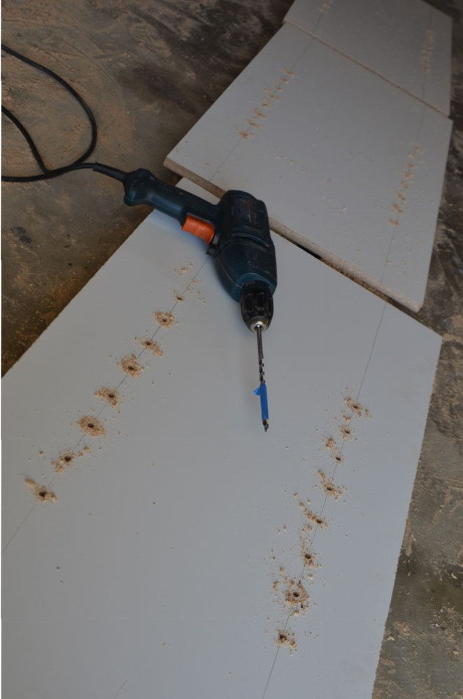 How To Pre Drill Pocket Holes