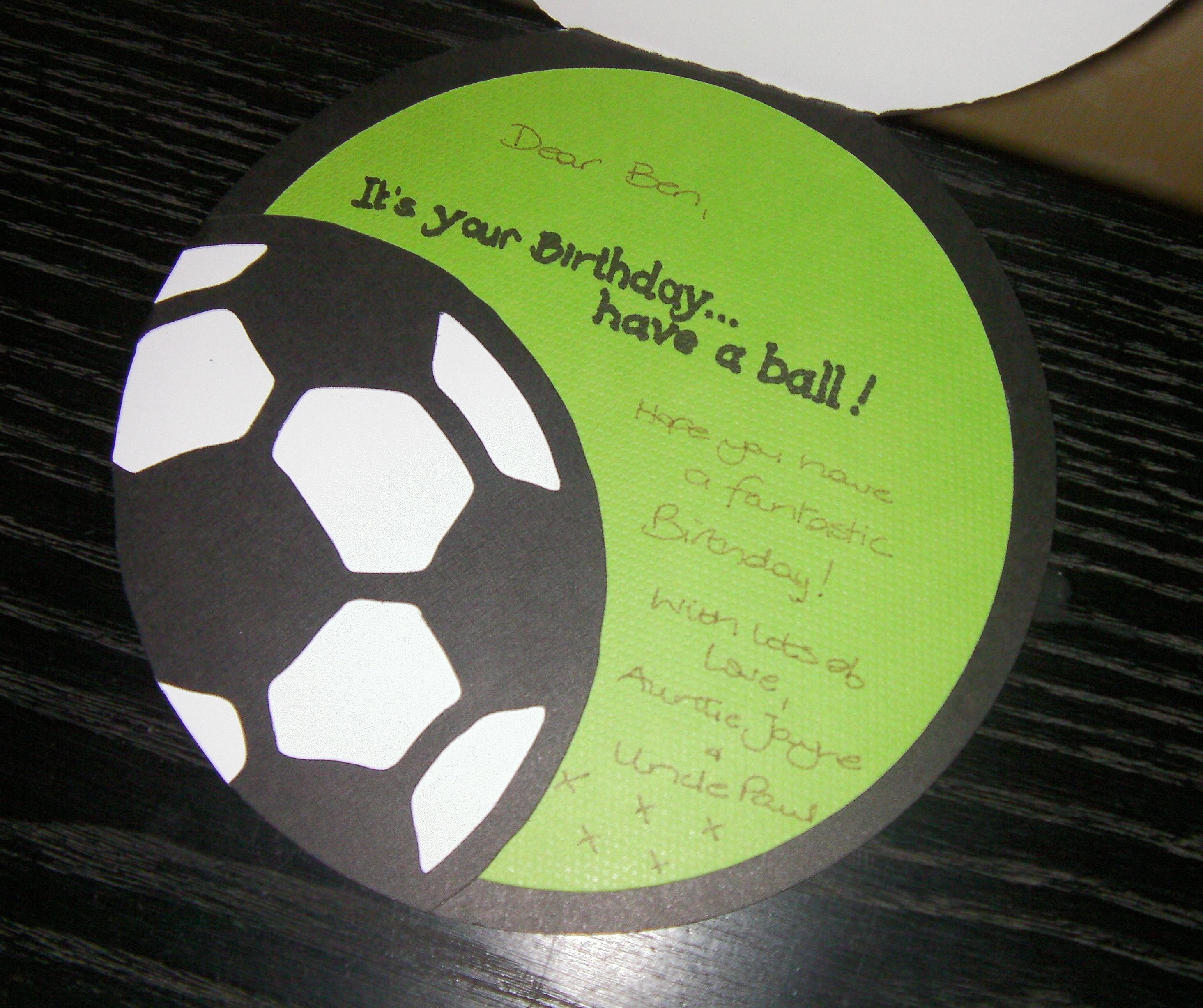 Birthday Craftyjay