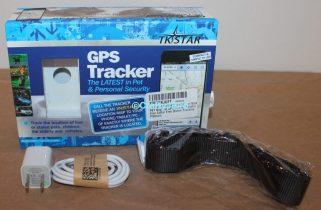 Grace's New GPS -- Visit CraftyJBird.com for more info