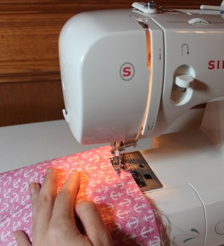 Learn To Sew Again -- Visit CraftyJBird.com for more info...