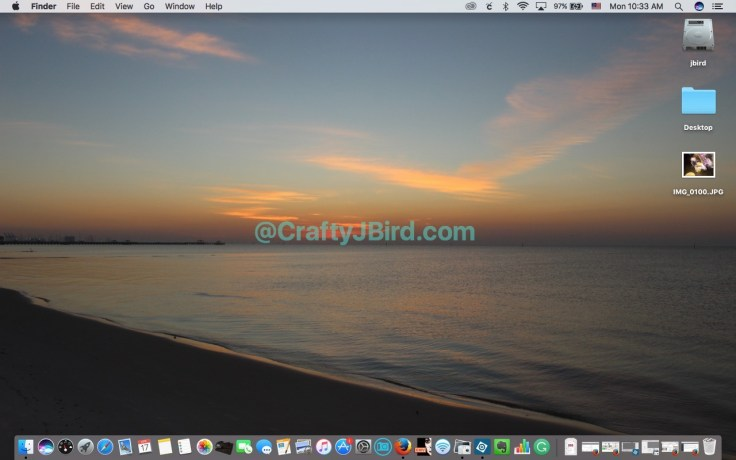 Apple AirDrop -- Visit CraftyJBird.com for more info....