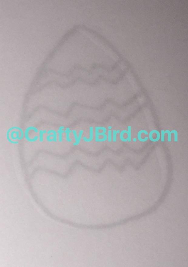 Easter Egg Drawing -- Visit CraftyJBird.com for more info...