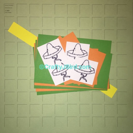 Cinco de Mayo Double Page -- Visit CraftyJBird.com for more info...