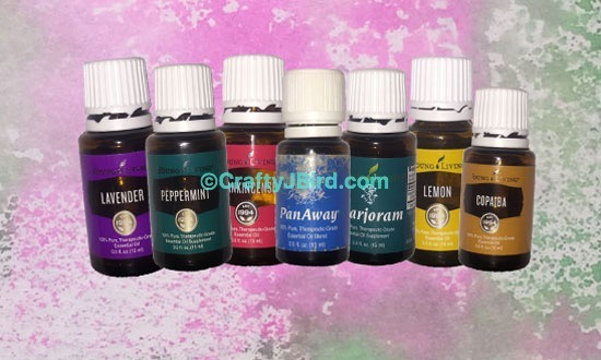 Crafty JBird's Favorite Blends Part 1 -- Visit CraftyJBird.com for more info...