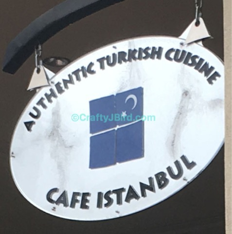 Cafe Istanbul -- Visit CraftyJBird.com for more info...