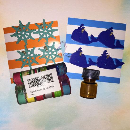Retreat Water Bottle Essential Oil Samples -- Visit CraftyJBird.com for more info...