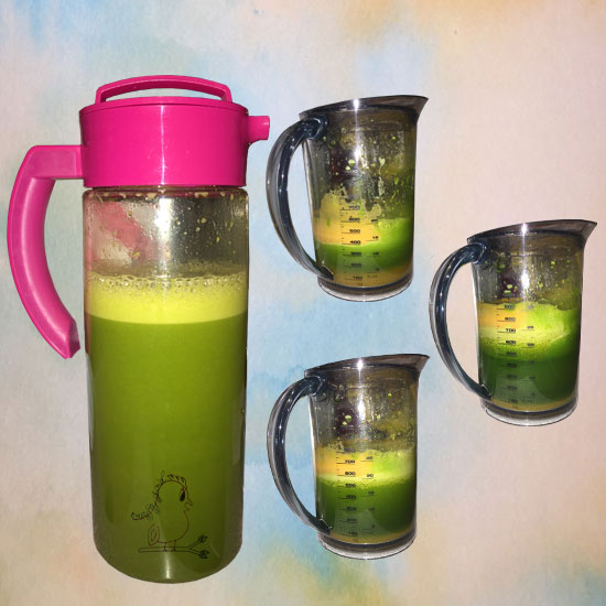 How I Doubled My Juicing Content in Less Time -- Visit CraftyJBird.com for more info...